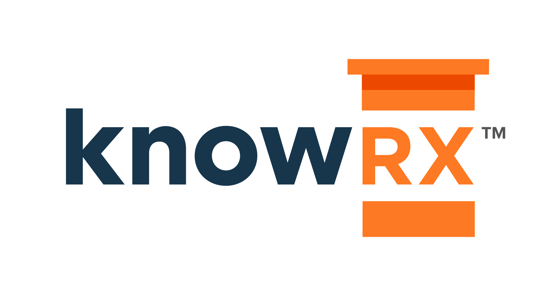 knowRX™ Logo Horizontal